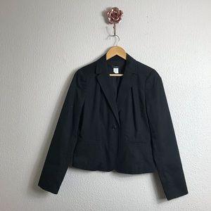 J Crew Black Size 10 Blazer